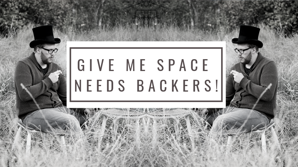 Project image for Give Me Space Podcast Needs Backers!