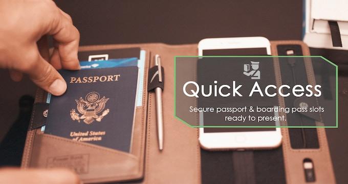 No more wheres-my-passport panic