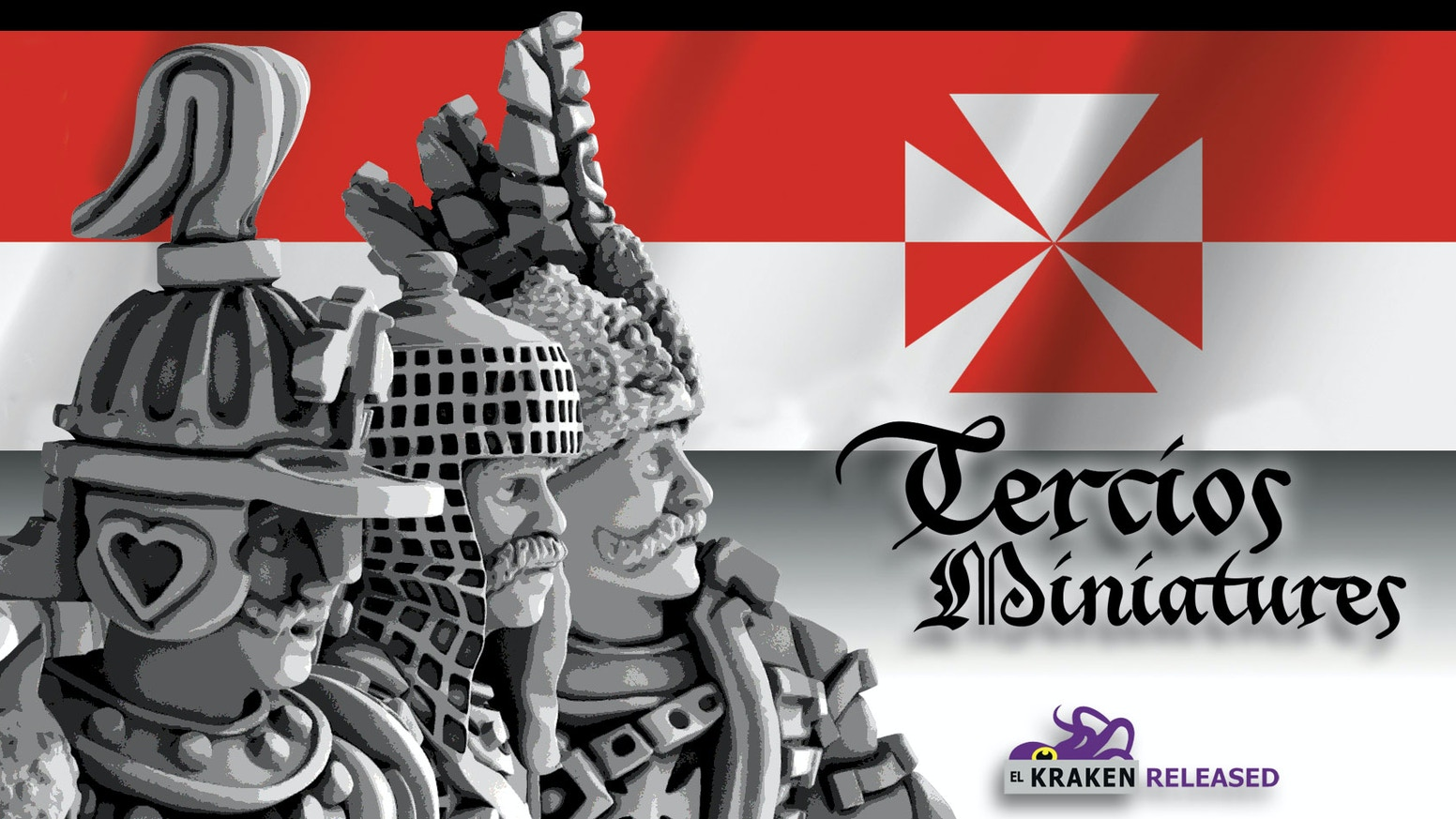 Polish–Lithuanian Commonwealth's new range of 28mm metal miniatures. By Tercios Miniatures.