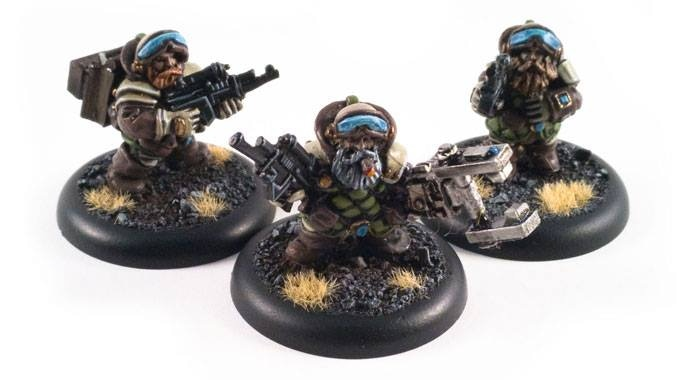 Digger command group 12$