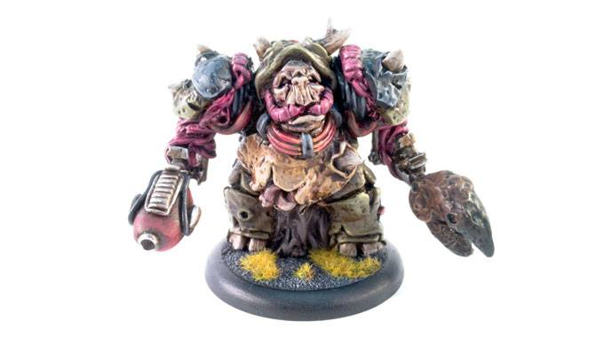 The Hulking Warmachine - add for only $20