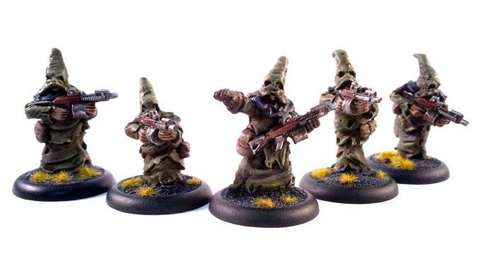 Cultist troops with their machine guns-20$ addon