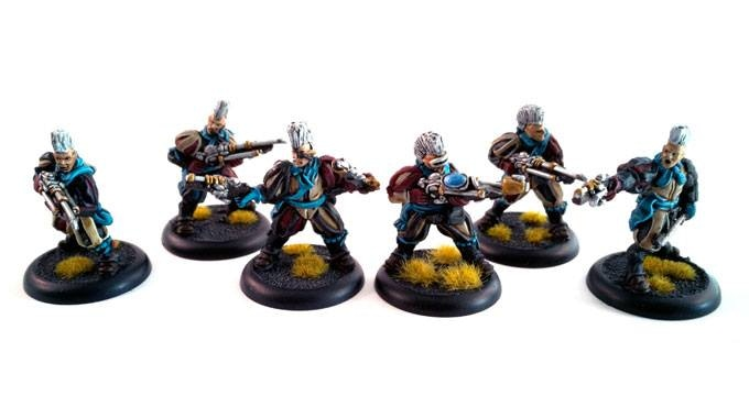 Space elves-- including a specialist gunner - 20$ Add-on.