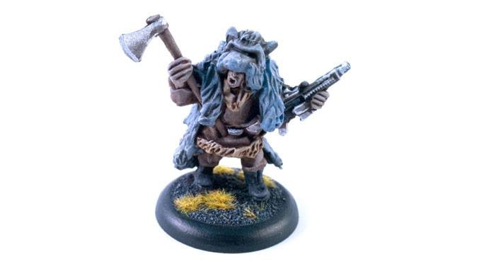 The War Chief master of ambush available as an add on for $6
