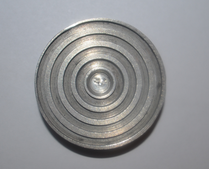 Figure 1 :the shape-prototype of the ring-carriying disc