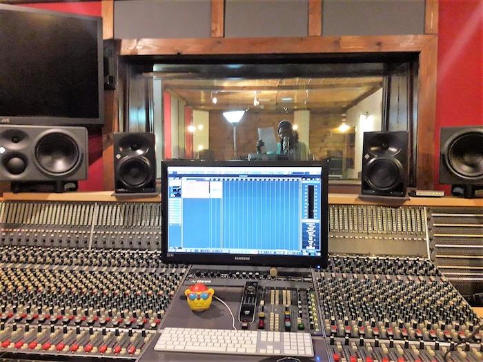 """Joel Covington, a.k.a. """"Rebel Sun"""" (Rap singer) - Voice Actor for Pepper"""