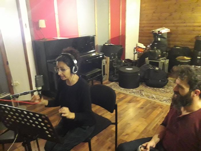 Ayelet Agmon, (singer, teacher) - Voice actor for Sesame