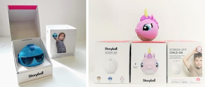 Storyball Package