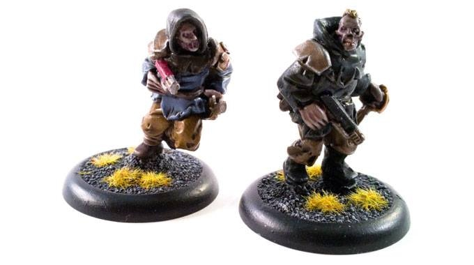 The Scavenger Cutthroats - Surprise you foe with this skulking pair - $8 add-on