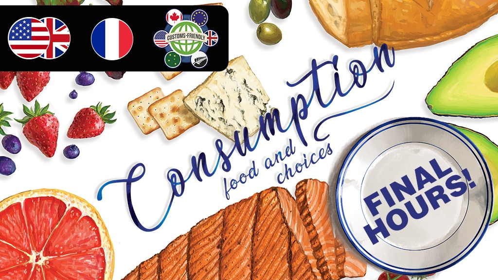 Consumption: Food and Choices project video thumbnail