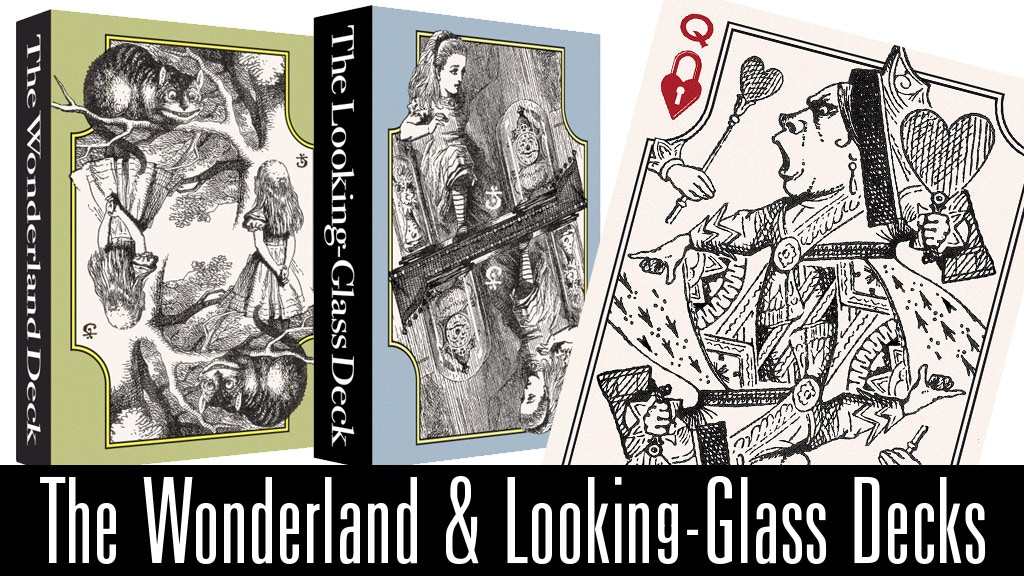 The Wonderland and Looking-Glass Decks project video thumbnail