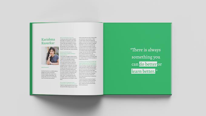Interview with Karishma Kusurkar, Multidisciplinary Designer.