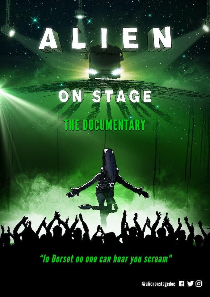 ALIEN ON STAGE THE DOCUMENTARY by Danielle Kummer — Kickstarter