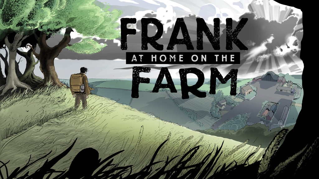 FRANK AT HOME ON THE FARM #1 project video thumbnail