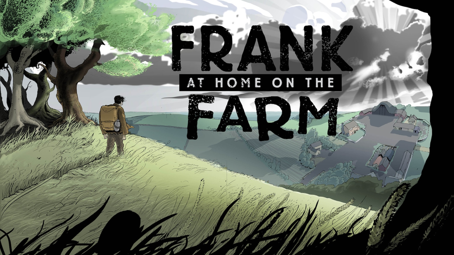 Mystery. Horror. Paranoia. War. Violence. Animals. Frank will do anything to find his family and protect his farm.