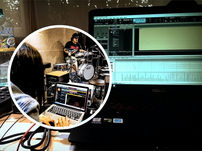 """The """"""""Go-extreme true sound technology"""" is not just for real sound duplicating , it also provides a most smooth linear outlet and feedback in between drum and drummer."""