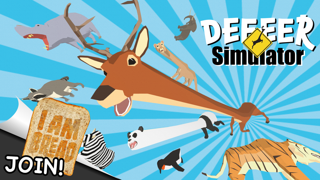 DEEEER Simulator : Your Average Everyday Deer Game project video thumbnail
