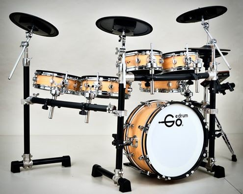 Our first generation Edrum system - Ke6 series -2015 released