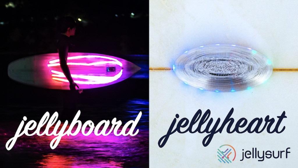 jellyboard & jellyheart