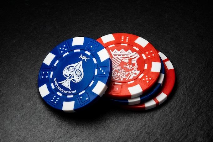 Rising Sun & Aozora Ed. poker chips
