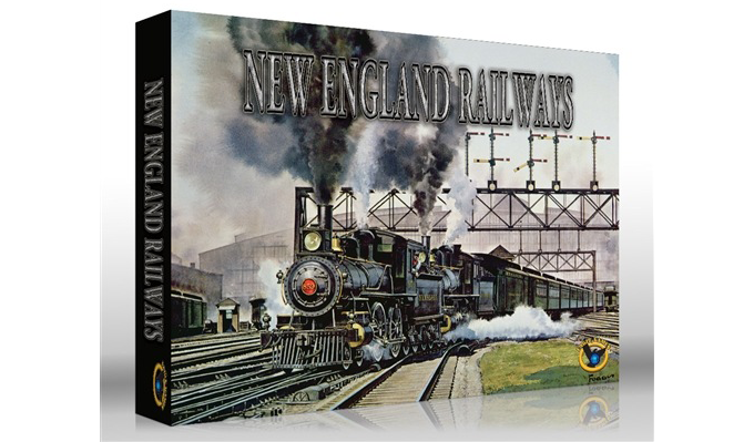 New England Railways