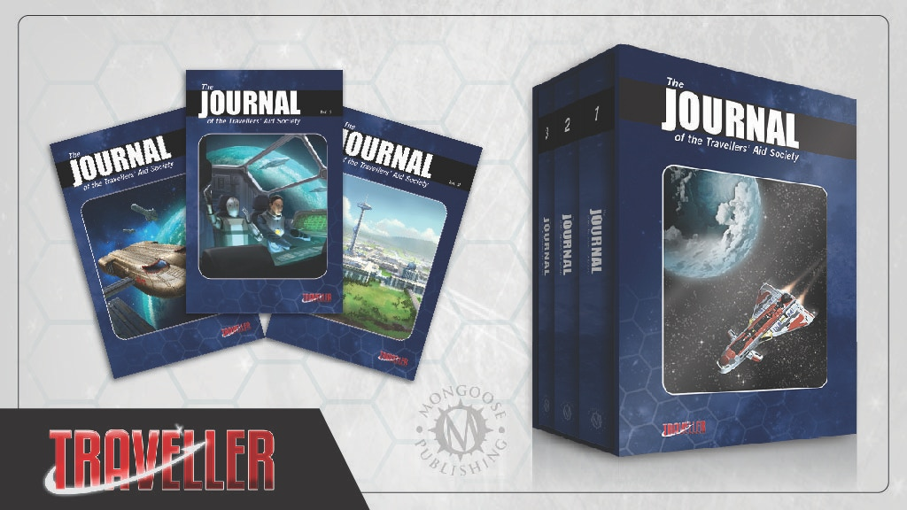 Traveller RPG: The Journal of the Travellers Aid Society is the top crowdfunding project launched today. Traveller RPG: The Journal of the Travellers Aid Society raised over $17454 from 246 backers. Other top projects include LUMYnous KINg The infinite energy of the sun, in your hands., Alex & Joe vs. Interdimensional Psychic Vampires From Hell, ...