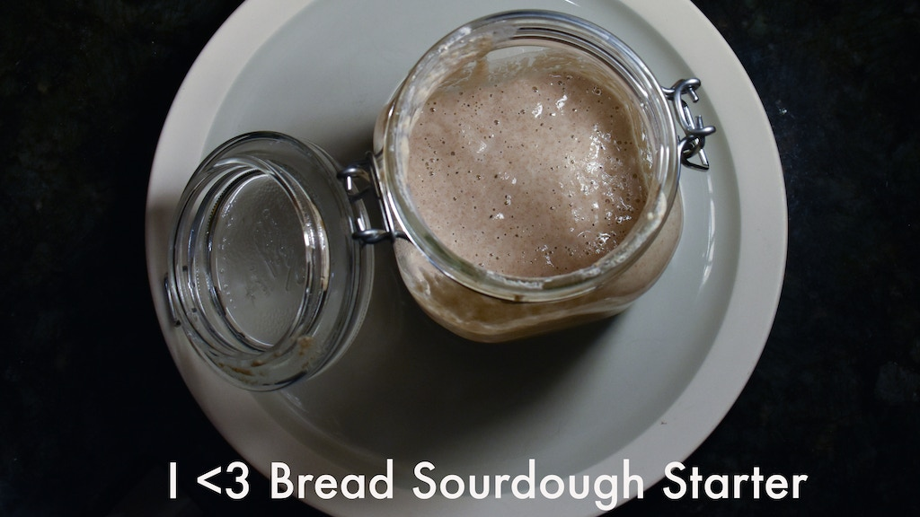 I <3 Bread: Eat better bread, made at home project video thumbnail