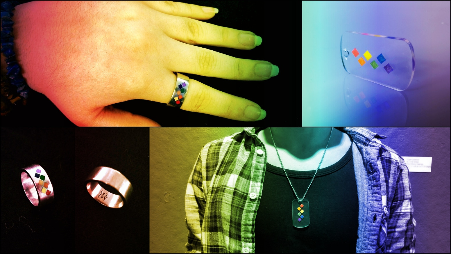 Jewelry for the LGBTQ+ Spectrum