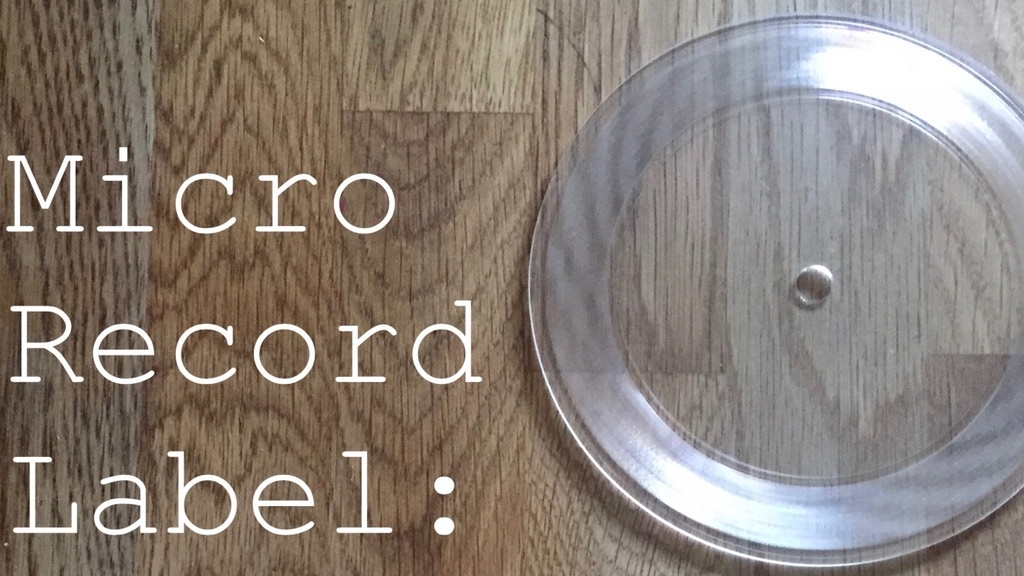 Micro Record Label project video thumbnail