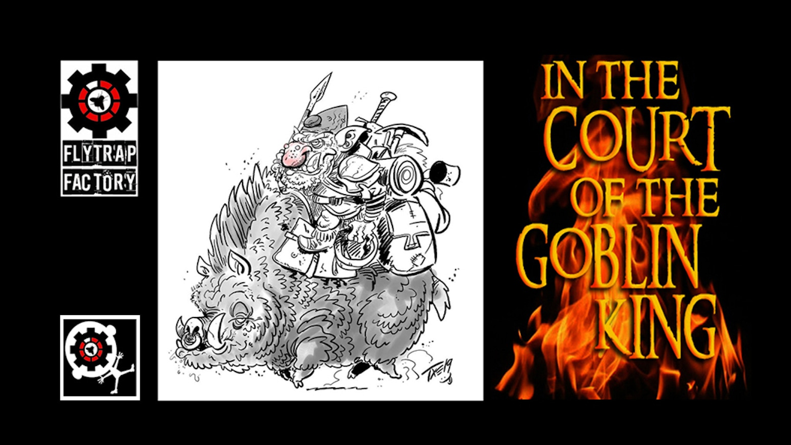 In The Court Of The Goblin King' by Anton Ducrot — Kickstarter