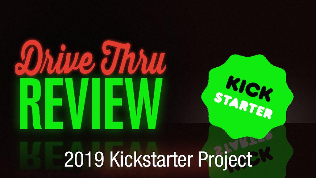 Drive Thru Games 2019 Upgrade project video thumbnail