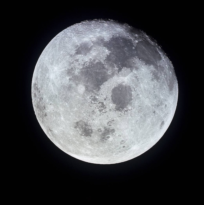 Our Moon.