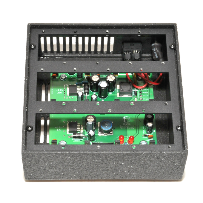 EuroTile: The Tiny and Affordable Modular Synthesizer by