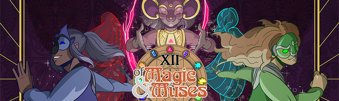 Go to XII: Of Magic and Muses