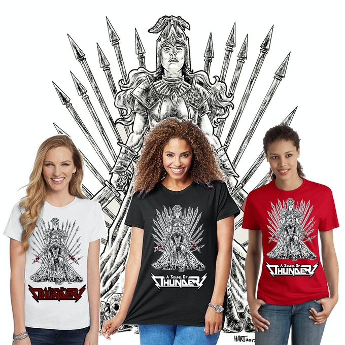 Tomyris Shirts - Women's Fitted