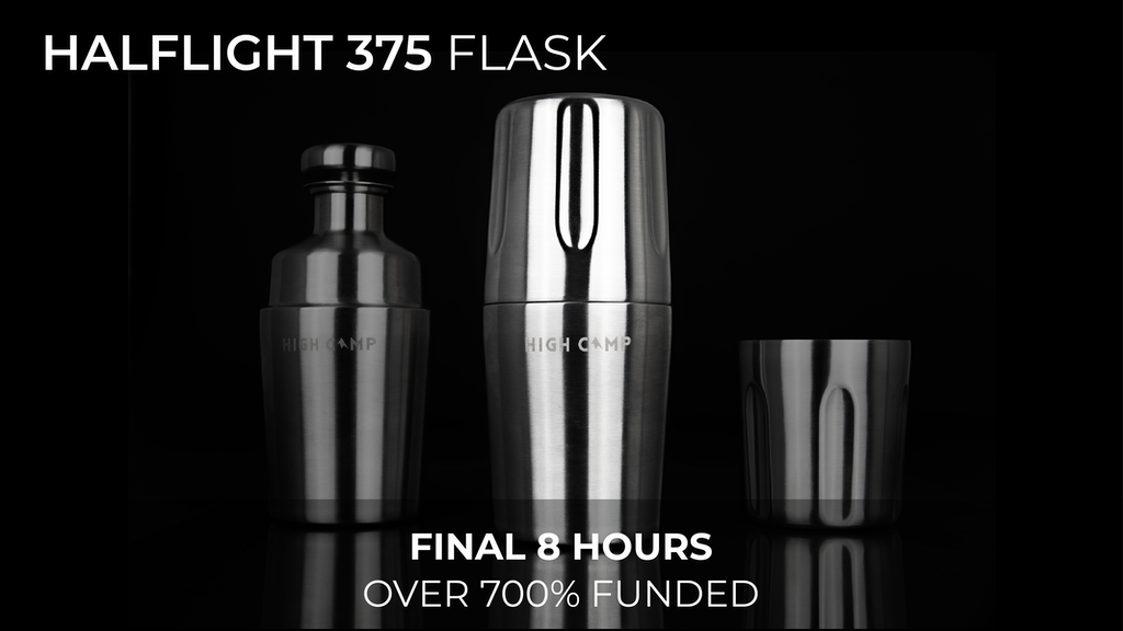 Halflight 375 Flask: Rugged Terrain, Refined Spirits project video thumbnail