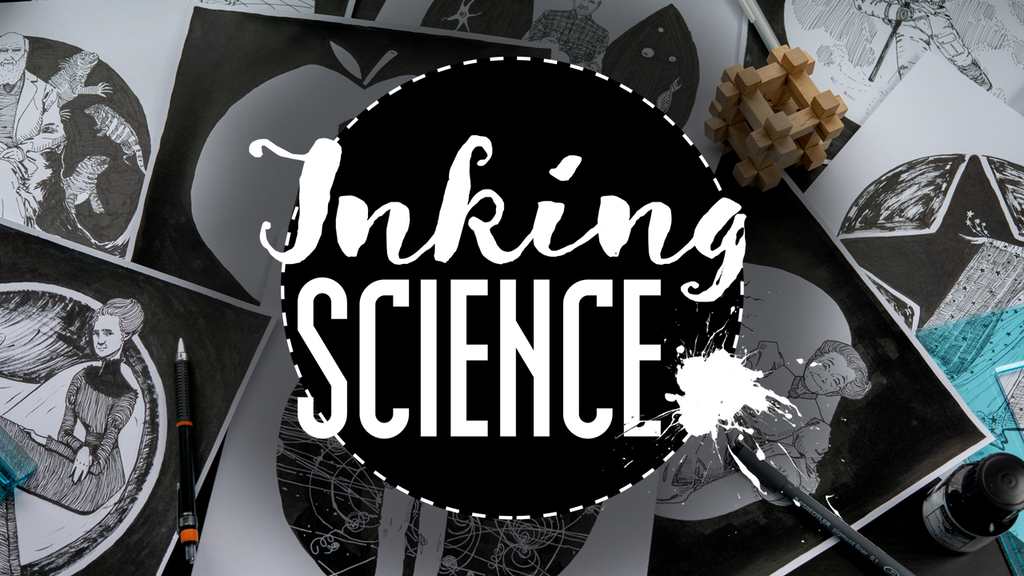 Inking Science project video thumbnail