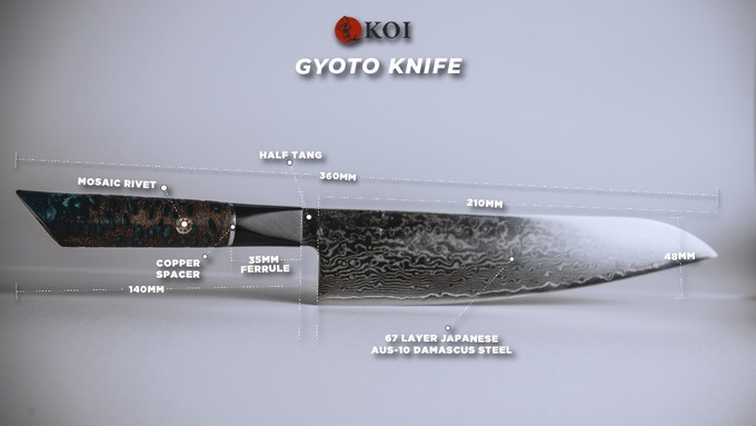 GYOTO Specifications