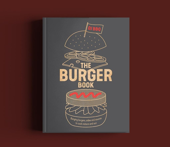 The Best Burger Book on Planet Earth!