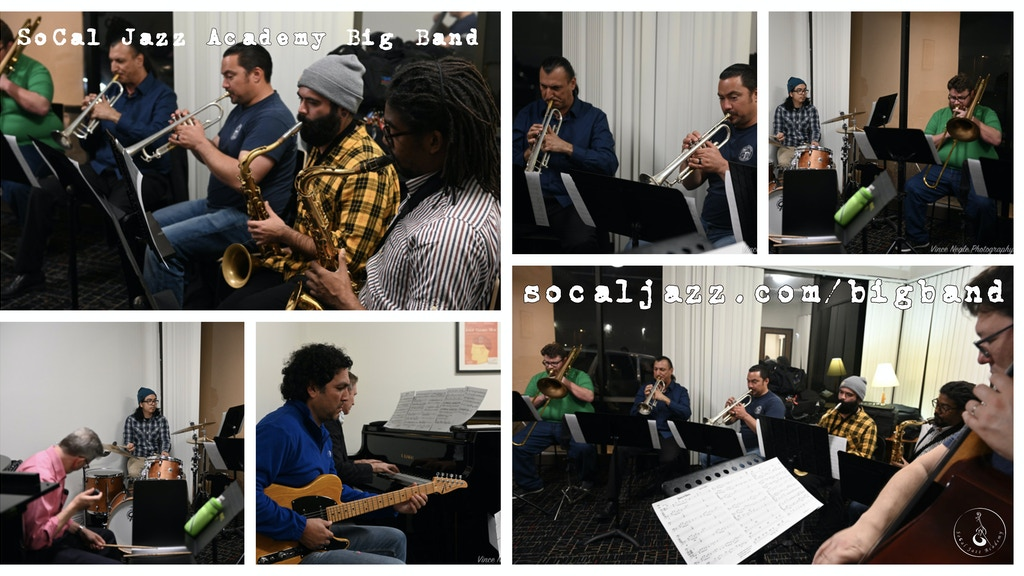 Project image for Community big band needs your support! (Canceled)