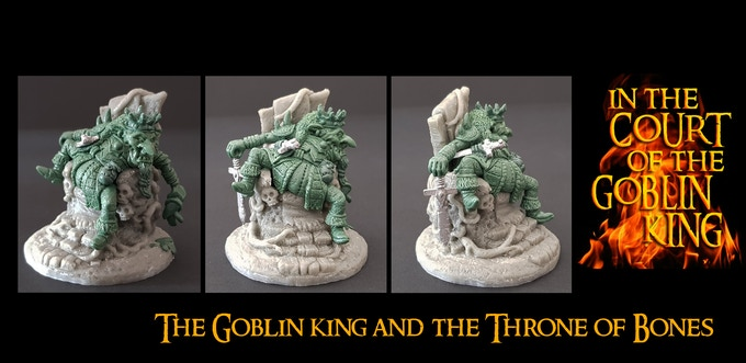 The Goblin King and the Throne of Bones Add-On