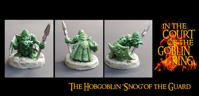 The Hobgoblin of the Guard (Snog) Add-on