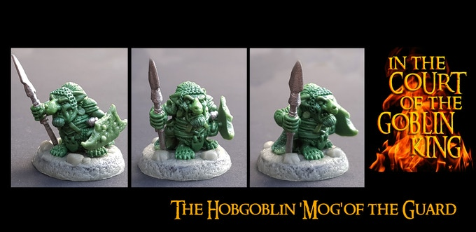 The Hobgoblin of the Guard (Mog) Add-on