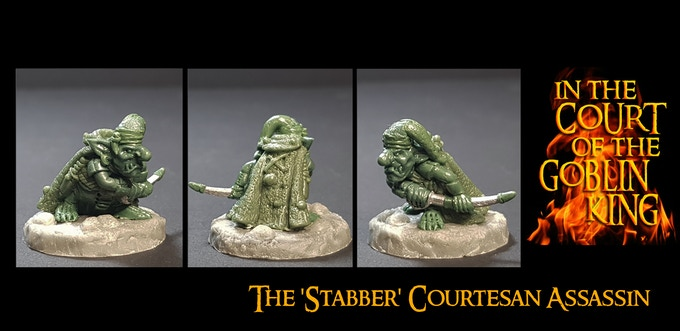 The Stabber (Courtesan Assassin) Add-on