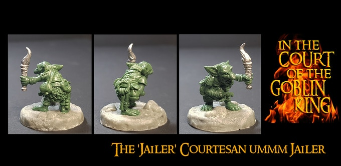 the Jailer (Courtesan Jailer) Add-on
