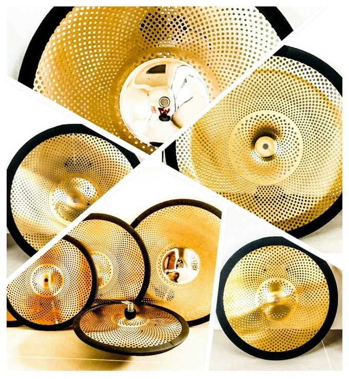 e360 metal e-cymbals.
