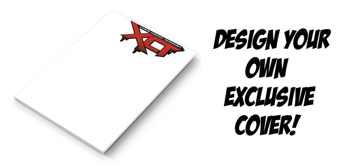 Design your own exclusive cover reward - $750