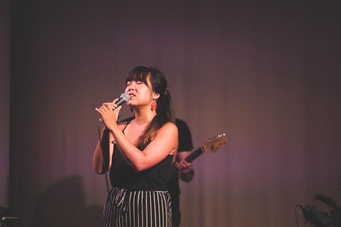 In concert last summer