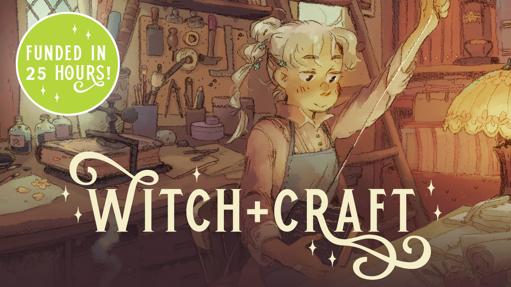 Witch+Craft, a 5e Supplemental project video thumbnail