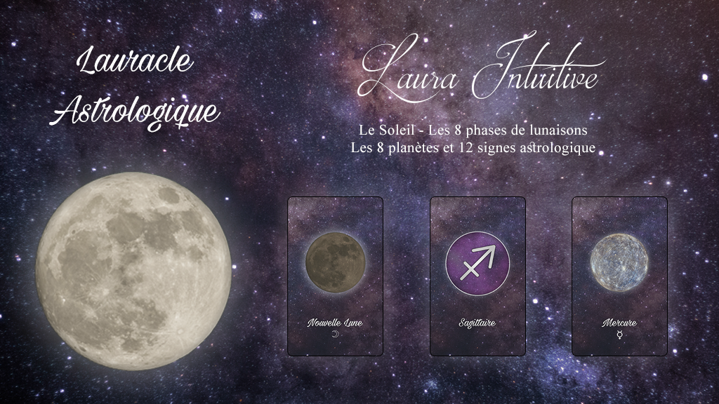 Lauracle Astrologique project video thumbnail